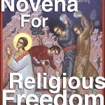 Novena for Religious Freedom…