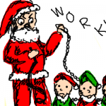 Santa Claus versus St. Nick…