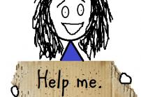 donation button picture