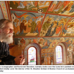 """New York's Answer to the Sistine Chapel"" …"