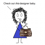 Dolce and Gabbana's Designer Babies…