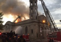 Devastating Fire Destroys Historic Chicago Church…