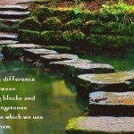 Stepping Stones on your Spiritual Journey: Stories of the places, the guides and the events that made a difference along the way