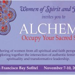 "Why come to ""Alchemy: Occupy your sacred self""?"