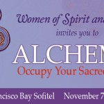 Reflections on Alchemy: While praying move your feet!