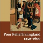 Book Recommendation: Poor Relief in England by Marjorie McIntosh