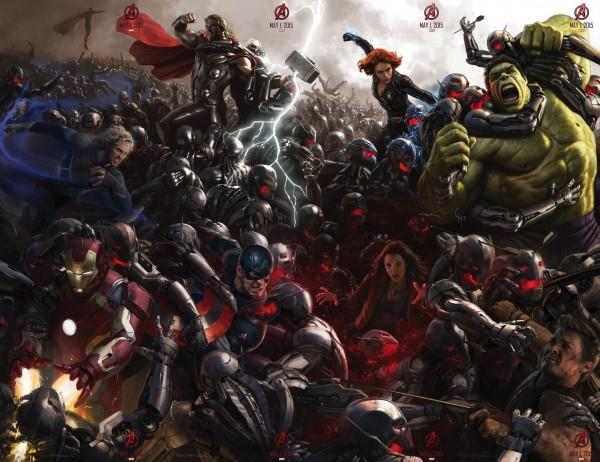 """""""The Avengers"""" and Friedrich Nietzsche"""