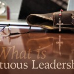 On Virtuous Leadership: A Q&A with University of Mary's Monsignor Shea