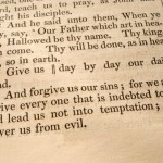 The Lord's Prayer: DEscription Not PREscription