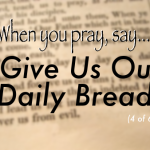 The Lord's Prayer: DEscription Not PREscription (3 of 6)