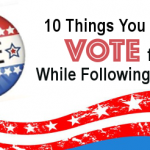 10 Things You Can't Vote For While Following Jesus