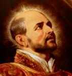 Ignatius - Head from Rubens Portrait