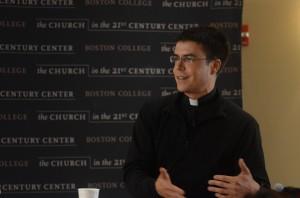 Michael Rossmann, S.J. (The Jesuit Post)
