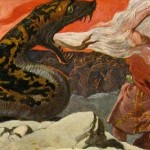 Thor and The Black Serpent