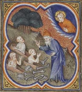 Ezekiel 37 - The Hague - 1372