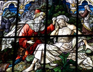 Stained Glass Service