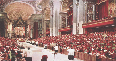 second vatican council How did the second vatican council come about what caused pope john xxiii  to convene the council what were his motivations and aims what was the.