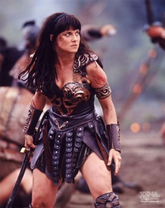 Media Witch Update, Lammas Edition: Wil there be a XENA Reboot?