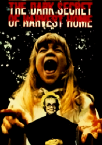 "VHS cover of ""The Dark Secret of Harvest Home"" (image from the wonderful blog, ""Time Enough at Last"")"