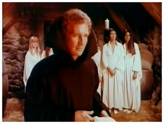"A still from ""Satan's School for Girls"" -- are 1970s movie to blame for all the hoopla around Hallowe'en?"