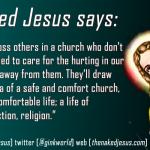 Beging a Dangerous Church