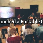 We Just Launched a Portable Church