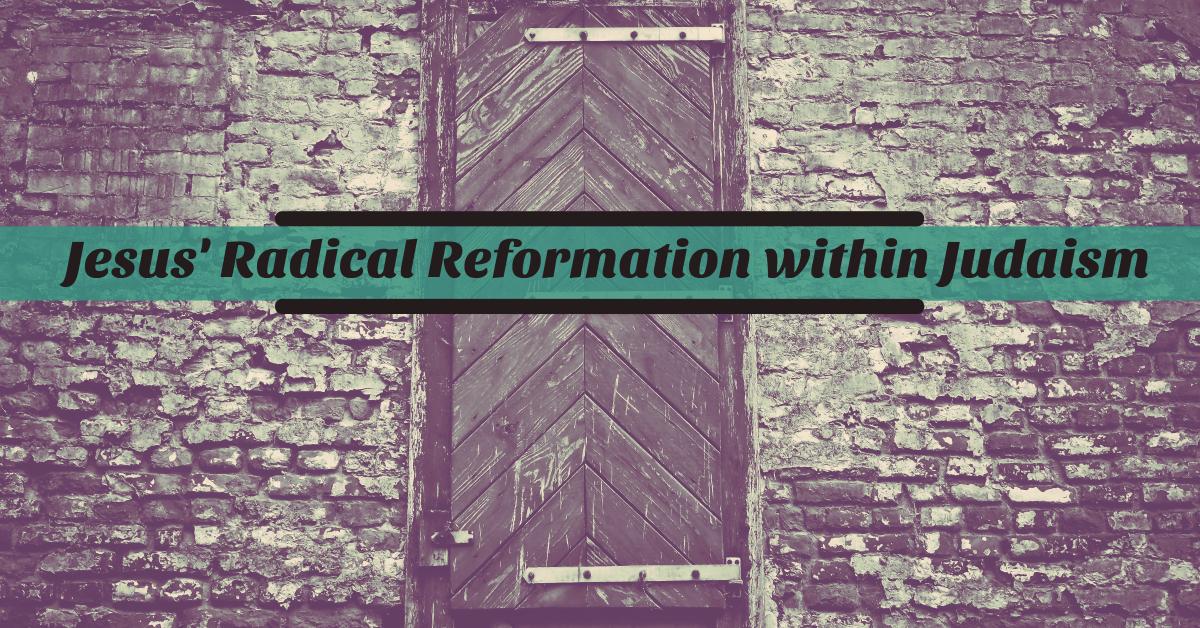 reformation jesus
