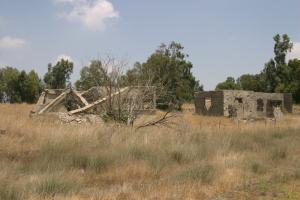 GolanHeights-ruins