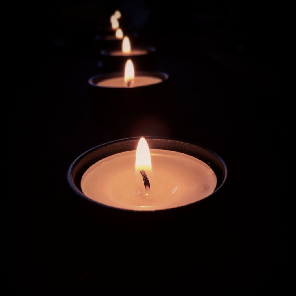 A Single Candle Changes The Dark - Pixabay CC0 Public Domain Free for commercial use