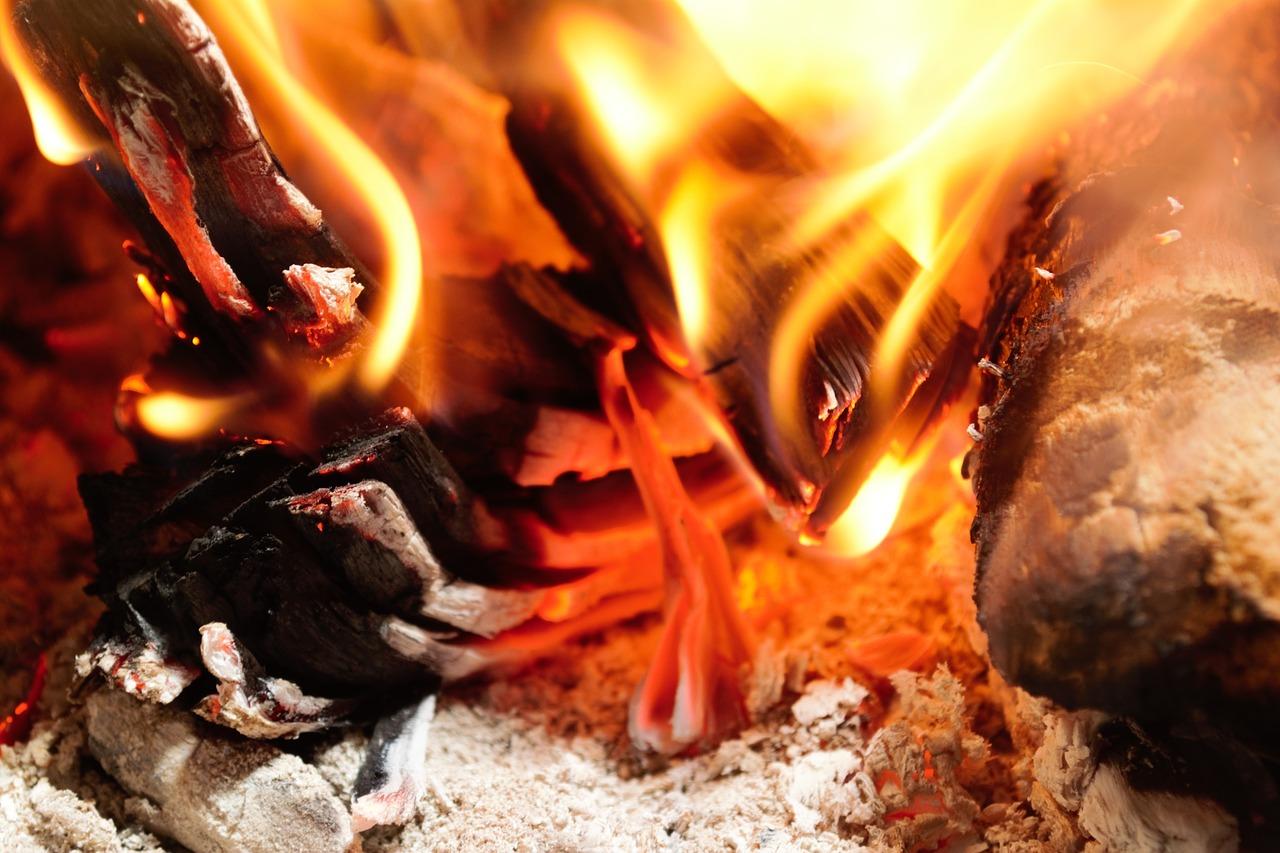 Elements Of Magic - Becoming Fire, Magic, Heat