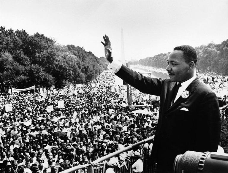 MLK Failed, Make Way For MLK