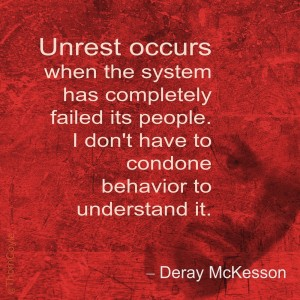 Unrest - deray