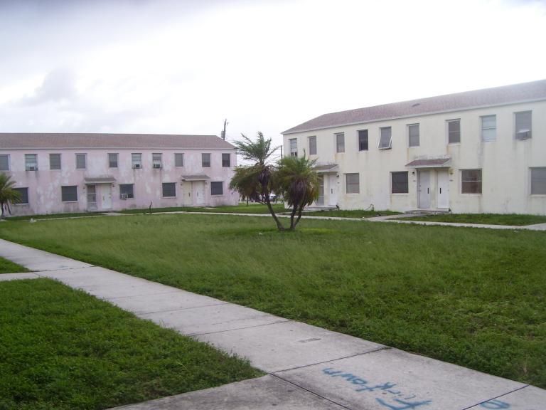 Liberty Square Housing Project, via Wikipedia