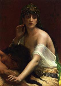 Sex and power: The biblical story of Samson and Delilah