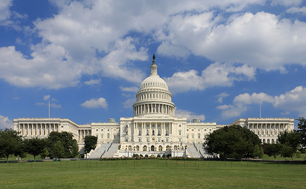US Capitol: should be occupied by an honorable man