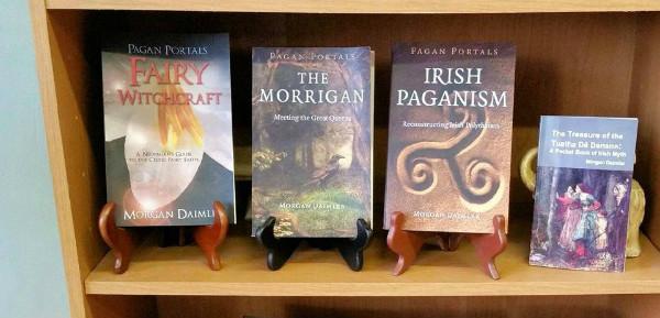 Pagan Interviews: Morgan Daimler