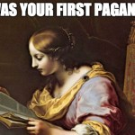 What Was Your First Pagan Book?
