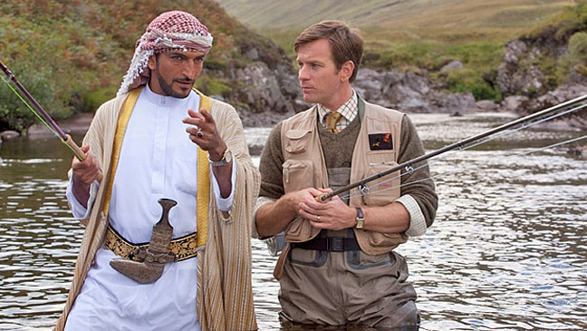 Casting about for a good story in salmon fishing in the for Salmon fishing in the yemen