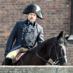 First Look: Russell Crowe as Javert (aka Satan) in Les Miserables