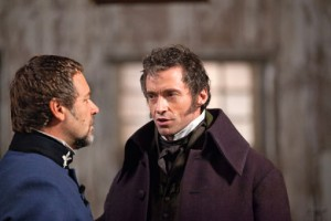 Javert and Valjean face off.