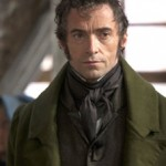 Hugh Jackman as Valjean, risen to be a businessman.