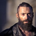 Hugh Jackman stars as Jean Valjean in Les Miserables