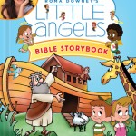 TV Angel Roma Downey's 'Little Angels Bible Storybook'