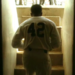 "Soft Heroism of the Jackie Robinson Story ""42"""