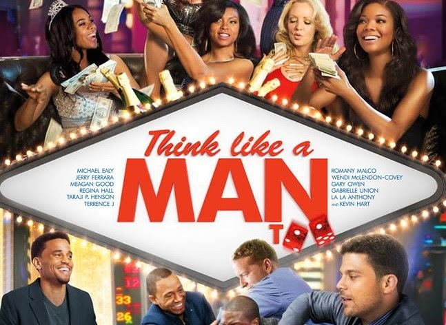 Girl from think like a man
