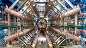 The LHC's five story high camera