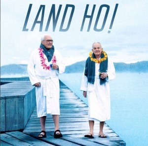 Earl Lynn Nelson and Paul Eenhoorn in Land Ho!