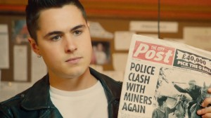 Ben Schnetzer as Mark Ashton