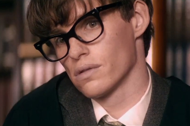 Film Stephen Hawking 2014