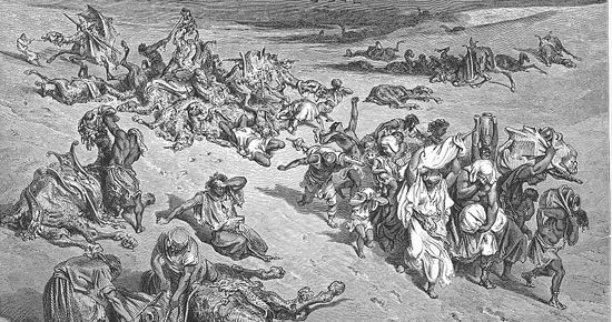 The Exodus Debunked: A Ridiculous Story with Ridiculous Claims